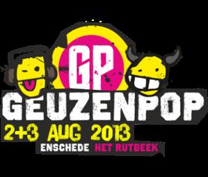 logo Geuzenpop 2013