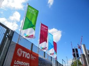 Olympic Park aug 2013
