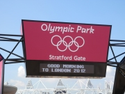 Olympisch park opening