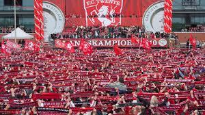 FC Twente landskampioen