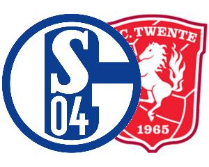 Schalke 04 en FC Twente