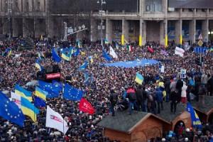Maidanplein Oekraïne